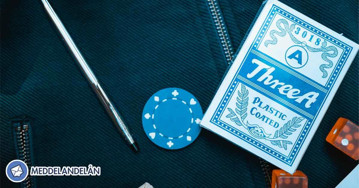 casinorestriktioner insättningsgräns nätcasino