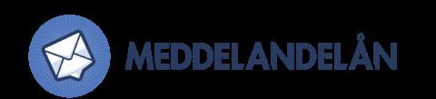 Meddelandelan logo
